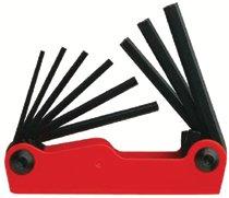 Allen™ HI-VIS™ Orange Standard Fold-Ups