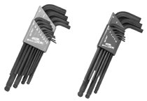 Allen™ Ball Plus™ Combination Hex Key Sets