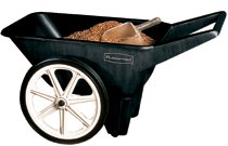 Rubbermaid Commercial Big Wheel™ Carts