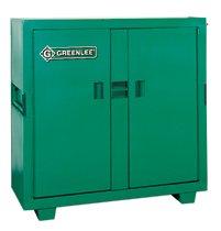 Greenlee® Double Door Utility Cabinet w/Lock Protectors