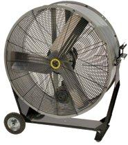 Airmaster® Fan Company Portable Belt Drive Mancoolers
