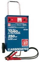 Associated Equipment Professional Fast Chargers