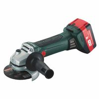 Metabo 18 Volt Cordless Angle Grinders