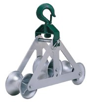 Greenlee® Triple Sheave Cable Guides