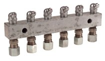 Alemite® Header Blocks