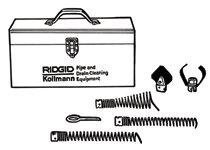 Ridgid® Drain Cleaner Tool Kits