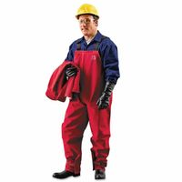 Ansell Sawyer-Tower CPC Polyester Bib Overalls