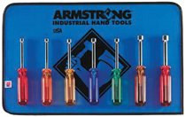Armstrong Tools 7 Piece Nutdriver Sets