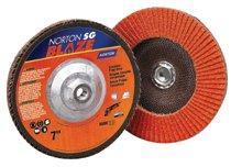 Norton Blaze™ Type 27 Flap Discs