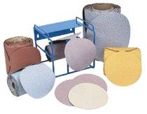 Norton Stick & Sand Paper Discs