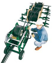 Greenlee® Ultra Cable Feeder™