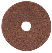 CGW Abrasives Surface Conditioning Discs, Hook & Loop with Arbor Hole