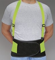 Allegro® Economy Hi-Viz Back Supports