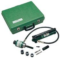Greenlee® Ram & Hand Pump Hydraulic Driver Kits
