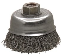 Makita Crimped Style Wire Cup Brushes