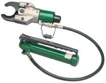 Greenlee® Hydraulic Cable Cutter Sets