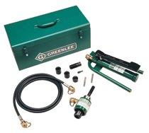 Greenlee® Ram & Foot Pump Hydraulic Driver Kits