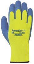 Ansell PowerFlex® T Hi Viz Yellow™ Gloves