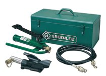 Greenlee® Hydraulic Cable Benders