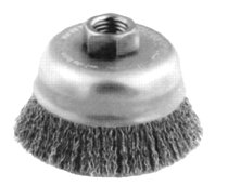 Advance Brush Mini Crimped Cup Brushes