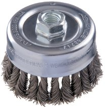 Advance Brush COMBITWIST® Knot Wire Cup Brushes