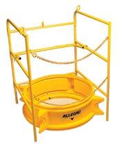Allegro® Manhole Guard Rails