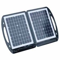 Aervoe Sierra Wave® Portable 30-Watt Solar Collectors