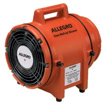 Allegro® Plastic Com-Pax-Ial Blowers