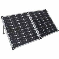 Aervoe Sierra Wave® Model 9580 80-Watt Solar Collectors