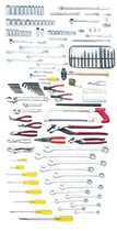 Blackhawk™ 192 Piece Master Tool Sets