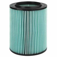 Ridgid® 5-Layer HEPA Filter For Wet/Dry Vacuums