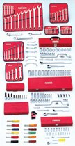Proto® 194 Pc Master Socket & Wrench Sets
