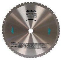 Makita Carbide-Tipped Metal Blades