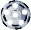 Bosch 5 in. Double Row Diamond Cup Wheel