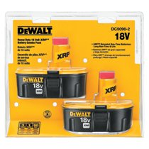 DeWalt® XRP™ Rechargeable Battery Packs