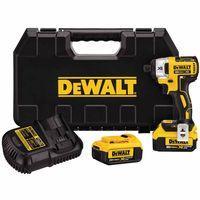 "DeWalt® 20V MAX* XR Lithium-Ion Brushless 1/4"" Impact Driver Kits"