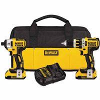 DeWalt® 20V MAX* Compact Cordless Combo Kits
