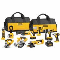 DeWalt® NANO™ 18V XRP™ Cordless Combo Kits
