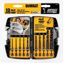DeWalt® Impact Ready® Impact Drill Bit Sets