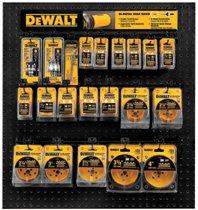 DeWalt® Hole Saw Merchandisers