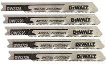 DeWalt® U Shank Wood Cutting Jig Saw Blades