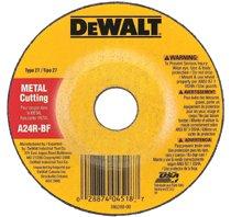 DeWalt® Type 27 Depressed Center Wheels