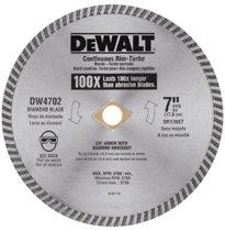 DeWalt® Continuous Rim Diamond Blades