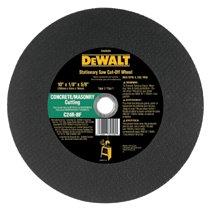 DeWalt® Stationary Saw Wheels