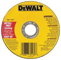 DeWalt® Type 1 Metal Thin Cut-Off Wheels