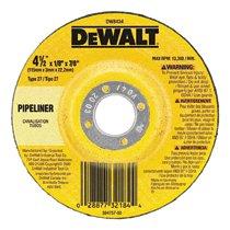 DeWalt® Pipeline Cutting & Grinding Wheels