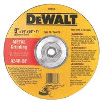 DeWalt® Type 28 Depressed Center Wheels