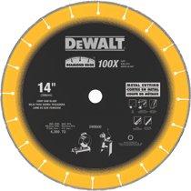 DeWalt® Diamond Edge Chop Saw Blades