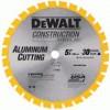 DeWalt® Cordless Construction Saw Blades