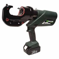 Greenlee® Battery-Powered Hydraulic Pump Crimping Tool